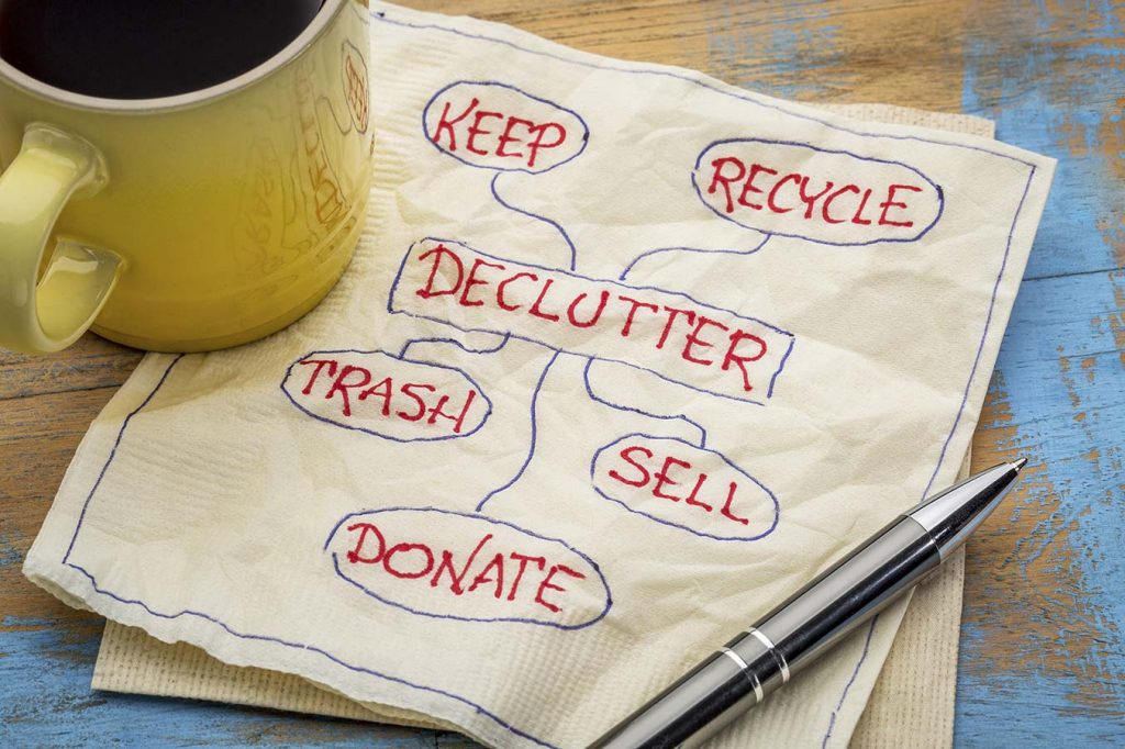 Life Insurance Market Center - Declutter