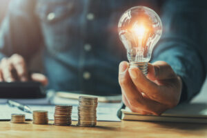 Life Insurance Market Center - Reducing Energy Costs